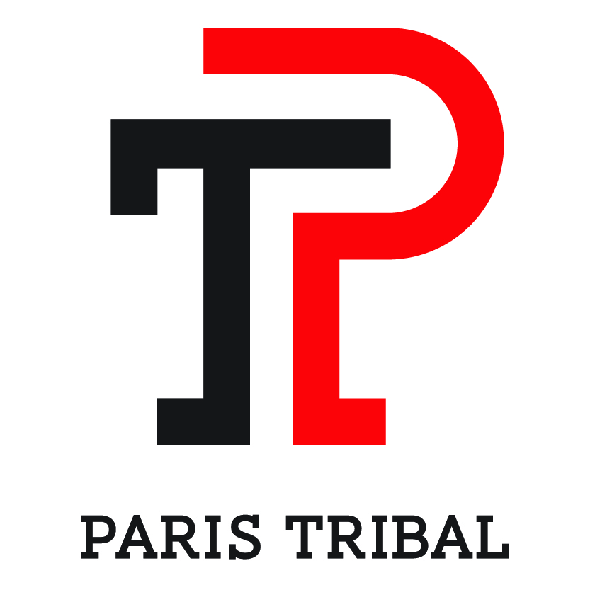 PARIS_TRIBAL_Logo_200x200_Colour_CMYK
